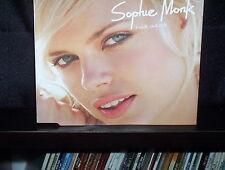 SOPHIE MONK INSIDE OUTSIDE - RARE AUSTRALIAN CD SINGLE NM