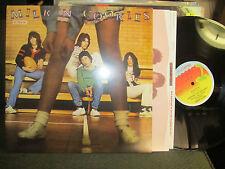 Milk 'N' Cookies GLAM LP 70's rare 2 lp RE gate radio heartbeat ian north NM !!