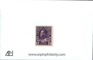 Middlesex Stamp CANADA - #112  KGV Admiralty issue.   ct10