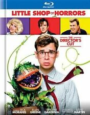 Little Shop of Horrors The Director S Cut Digibook 2012 Region a Blu Ray