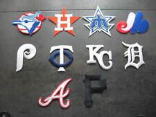 Vintage Baseball Teams 10 Heat Press Patches Major League BaseballFree Shipping