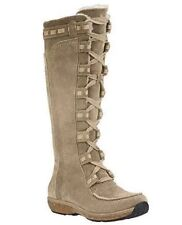 Timberland Women's Earthkeepers Granby Tall Waterproof Taupe Boots #8448A. SZ: 8