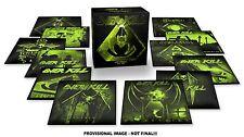 Overkill Historikill 1995-2007 Box set Limited Ed. 14 cd's