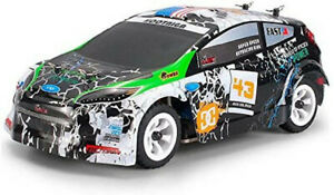 Auto Radiocomandata WLtoys K989 1/28 2.4G 4WD Rally Car 30Km/h