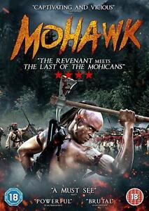 MOHAWK - DVD **NEW SEALED** FREE POST**