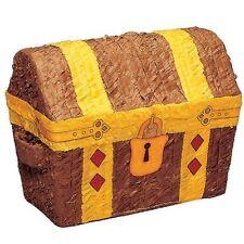 Treasure Chest Pinata Pirate Buccaneer Island Birthday Party Game