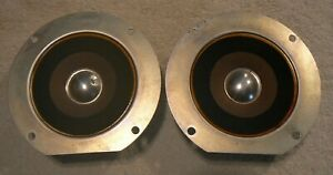 Celestion T3212 Tweeter Pair, 60mm Cone, 8 Ohms, Tested ,Working ,VGC,Used.