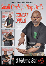 3 DVD Box Small Circle Ju Trap Drills Vol.1-3 by James Hundon - Ju-Jitsu