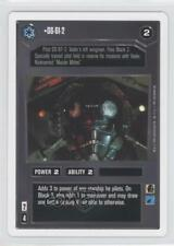 1995 Star Wars Customizable Card Game: Premiere #NoN DS-62-2 Gaming 0b5