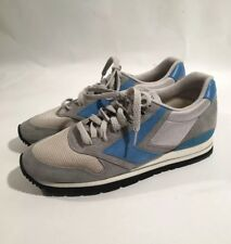 8b4df0c3871 True Vintage Brooks Chariot KW Running Shoes Men Size 10 Gray Blue 80s  Track CC