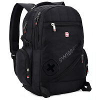 SWISSGEAR Waterproof Sports Travel Backpack Satchel Schoolbag Daypack Bag Unisex