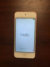 Apple iPod Touch 5th Generation Model A1421 28 GB Pink FACTORY RESET