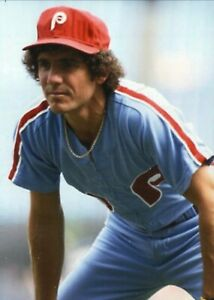 Larry Bowa--Philadelphia Philies--Glossy 5X7 Color Photo