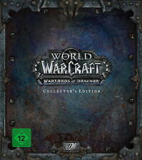 WoW World of Warcraft Warlords of Draenor Collectors Edition - USED