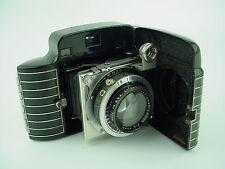 Kodak Bantam Special 828 Art Deco Rangefinder Folding Camera Ektar 45mm F2 Lens