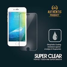 Hybrid 360° Full Body 9h Glass Acrylic Hard Case Cover for iPhone 6 iPhone 6s Clear Iphone6 Screen Protector