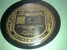 KITTY KALLEN IN THE CHAPEL IN THE MOONLIGHT BRUNSWICK 05261