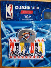 "Official Licensed NBA Oklahoma City Thunder ""Country"" Fan Iron or Sew On Patch"