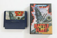 Battle Fleet Boxed No Manual FC Nintendo Famicom NES Japan Import US Seller