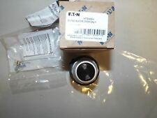 EATON HT8ABH PUSH BUTTON (BLACK)