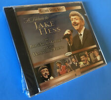 New Enhanced CD: A Tribute to Jake Hess by Bill & Gloria Gaither 2004 GGS Gospel
