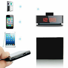 Bluetooth Music Audio Adapter Receiver For 30-pin Dock Speaker A2DP iPod iPhone