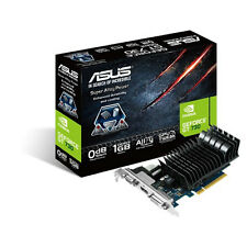 ASUS Gt730-1gd3-brk PCIe 2.0 Graphic Card 1gb Ddr3 64 Bit 1.6ghz 902 MHz
