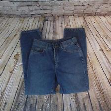 Lauren Jeans Co Premium Blue Long Jeans Womens Ladies Pants Size 6P 6 Petite