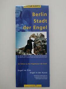 Berlin Stadt der Engel Karte Stadtplan