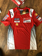 Alpinestars 2018 Ducati MotoGP Team Issue Camiseta. nuevo. X-Large