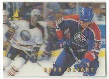 1996-97 Pinnacle McDonald's Ice Breakers - #16 - Doug Weight - Oilers