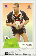 2003 Select NRL Scanlens Trading Card Retro #13: Scott Hill (Storm)