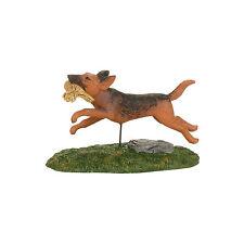 Dept 56 Woodland Fetch Dog Accessory 2017  NEW Department 56  D56 4057597