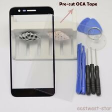 Top Front Screen Glass Lens Replacement  for LG K20 Plus K10 2017+OCA Tape