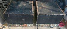 Pair Dynaco Dynakit mark III 3 -- 6550 / KT88 tube amplifier #2