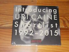 INTRODUCING URI CAINE SHORTLIST 1992-2015 / DIGIPACK-CD 2015 OVP! SEALED!