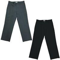 IZOD Mens Performance Flat Front Textured Classic Fit Golf Pants