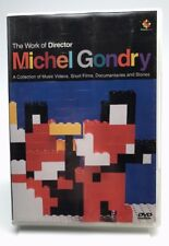 The Work of Director Michel Gondry (DVD, 2003) Very Good