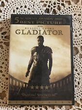 Gladiator Russell Crowe Dvd Widescreen