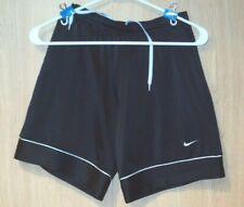 Girls Nike Soccer Shorts - Size Medium (10-12) - Black