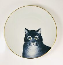 The Favorite Cat Nathaniel Currier Metropolitan Museum Art Plate 7.5� Porcelain
