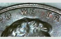 1972 DDO Lincoln Cent + Off Center Doubled Die Obverse Multi Mint Error Penny