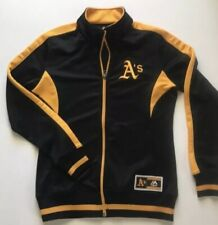 Majestic Fan Fashion Oakland A's Jacket Size Small