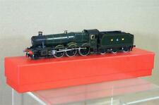 K's KEYSER MODELS KIT BUILT GW GWR 4-6-0 CAPESTHORNE HALL CLASS LOCO PORTESCAP m