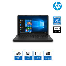 "HP 15-da0072na 15.6"" Best Laptop Deal Intel Dual Core N4000, 4GB, 1TB HDD, Win10"