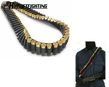 50 Round Tactical 10 12 20 Gauge GA Shotgun Shotshell Ammo Shoulder Bandolier