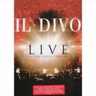IL DIVO Live At The Greek Theatre DVD BRAND NEW PAL Region 0