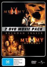 The Mummy  / Mummy Returns (DVD, 2007, 2-Disc Set)