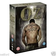 """OZ THE COMPLETE SERIES COLLECTION 21 DISC DVD BOX SET R4 """"NEW&SEALED"""""""