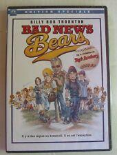 DVD BAD NEWS BEARS - Billy Bob THORNTON / Greg KINNEAR - NEUF